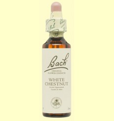Castaño Blanco - White chestnut - Bach - 20 ml
