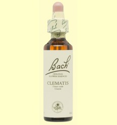 Clemátide - Clematis - Bach - 20 ml