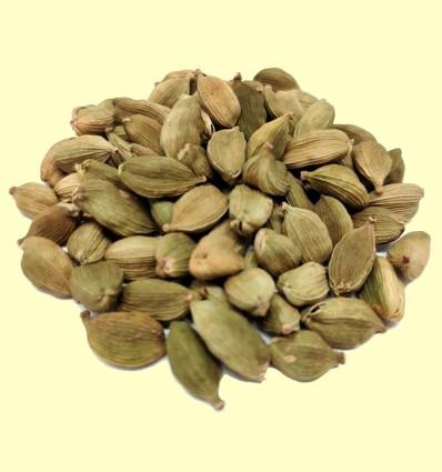 Cardamomo Verde Grano - 100 gramos