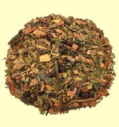 Té Verde Verde Hari Chai con Especias