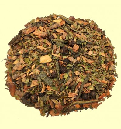 Té Verde Hari Chai con Especias