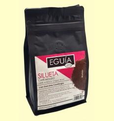 Café Molido 100% Arábica Silueta - Eguía - 250 gramos