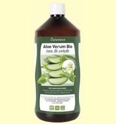 Aloe Vera Bio con Té Verde - Plameca - 1 litro