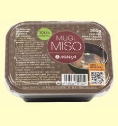 Mugi Miso - No pasteurizado - Mimasa - 300 gramos