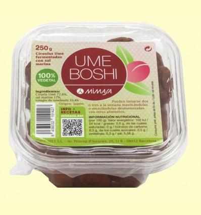 Pasta de Umeboshi - Mimasa - 250 gramos