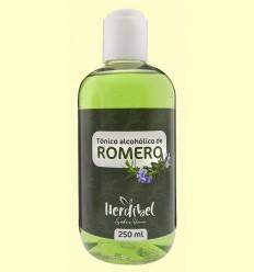 Tónico alcohólico de Romero - Herdibel - 250 ml