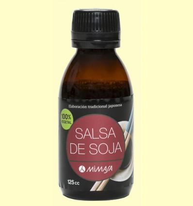 Salsa de Soja - Mimasa - 125 ml
