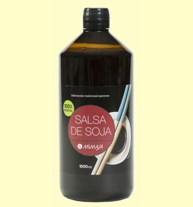 Salsa de Soja - Mimasa - 1 litro