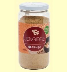 Jengibre en polvo - Mimasa - 130 gramos