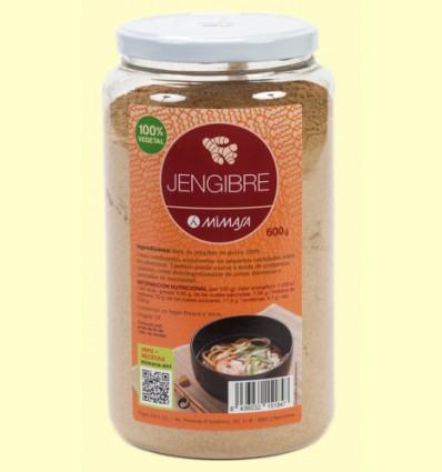 Jengibre en polvo - Mimasa - 600 gramos