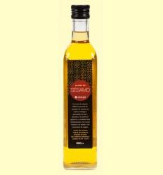 Aceite de Sésamo Ecológico - Mimasa - 500 ml
