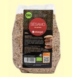 Sésamo ecológico en grano - Mimasa - 250 gramos