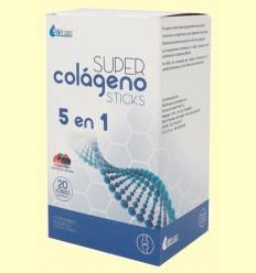 Super Colágeno 5 en 1 sticks - S&H - 20 sticks