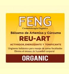 Bálsamo de Artemisa Cúrcuma Reu-Art - D'Shila - 50 ml