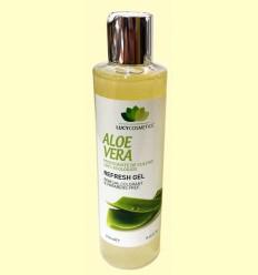 Gel con Aloe Vera - Lucy Cosmetics - Van Horts - 250 ml