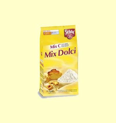 Preparado para pasteles y galletas sin gluten - Mix Dolci - Mix C - Schar - 1 Kg