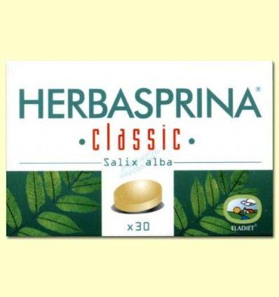 Herbasprina Classic - Eladiet - 30 comprimidos