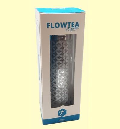 """Termo """"Flowtea"""" de Cristal para Llevar el Té a Cualquier Sitio - Cha Cult - 1 unidad"""