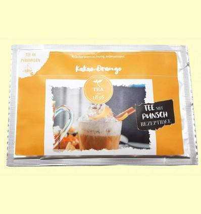 Kakao Orange Tisana de Cacao y Naranja - Cha Cult - 2 x 3.5 gramos