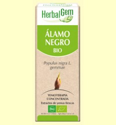Álamo Negro Bio - Yemoterapia - HerbalGem - 15 ml
