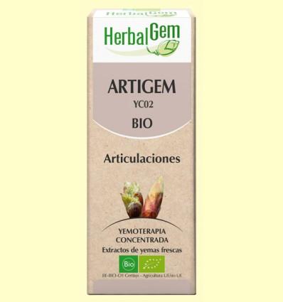 Artigem Bio - Antiinflamatorio y antidolor - HerbalGem - 15 ml