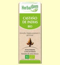 Castaño de Indias Bio - Yemoterapia - HerbalGem - 50 ml
