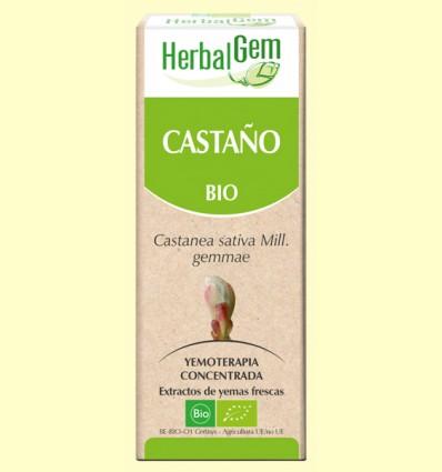 Castaño Bio - Yemoterapia - HerbalGem - 50 ml