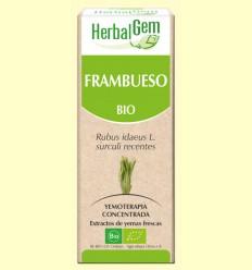 Frambueso Bio - Yemoterapia - Herbal Gem - 50 ml