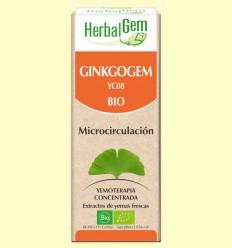 Ginkgogem - Yemocomplejo 8 Bio - HerbalGem - 15 ml