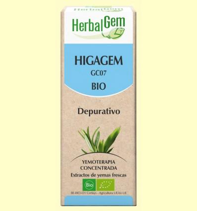Higagem - Depurativo - Herbal Gem - 50 ml