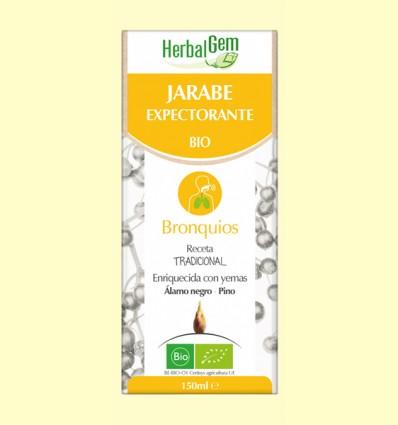 Jarabe Expectorante - Herbal Gem - 150 ml