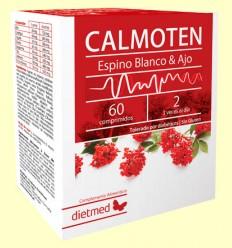 Calmoten - Ayuda para el Corazón - Dietmed - 60 comprimidos