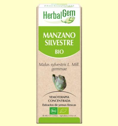 Manzano Silvestre Bio - Yemoterapia - Herbal Gem - 15 ml