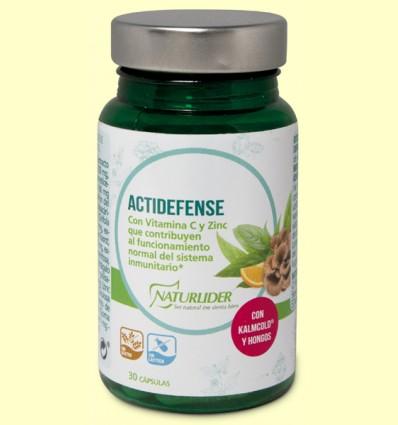 Actidefense - Sistema Inmunitario - Naturlider - 30 cápsulas