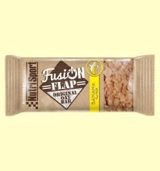 Fusion Bar Flap Plátano - NutriSport - 24 barritas