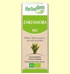 Zarzamora Bio - Yemoterapia - Herbal Gem - 50 ml