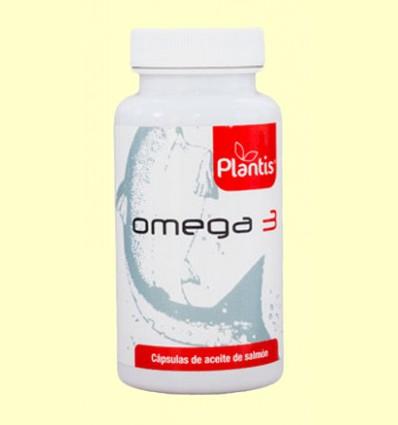 Omega 3 - Aceite de Salmón - Plantis - 55 cápsulas