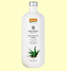 Jugo de Aloe Vera Miel y Limón Bio - Atalaya Bio - 700 ml