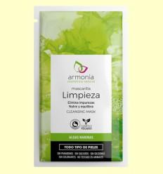 Mascarilla Facial Limpieza con Algas Marinas - Armonía - 10 gramos