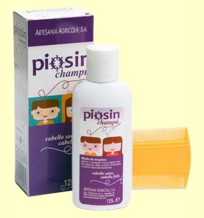 Piosin Champú - Artesania Agricola - 125 ml