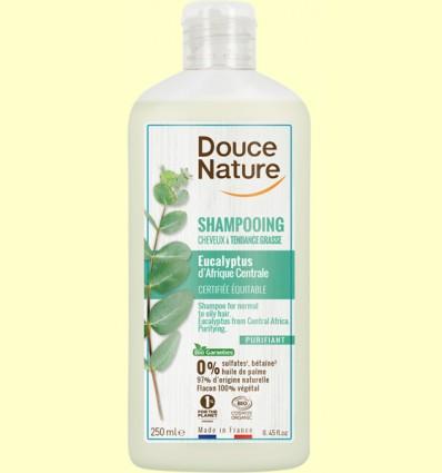 Champú con Eucalipto - Douce Nature - 250 ml
