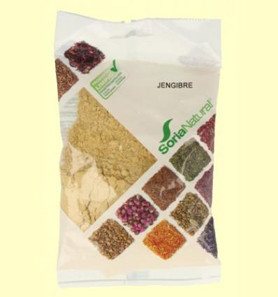 Jengibre - Soria Natural - 75 gramos