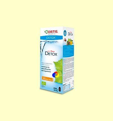 Metodren Detoxine Vitalidad - Ortis - Sabor melocoton-limón - 250 ml *