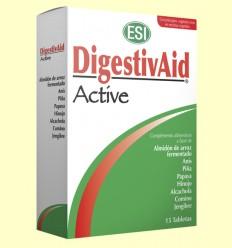 DigestivAid Active - Favorece los procesos digestivos - Laboratorios ESI - 15 tabletas