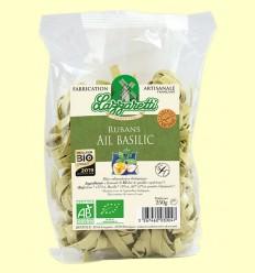 Tallarines de Albahaca y Ajo Bio - Lazzaretti - 250 gramos