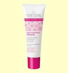 Gel Vaginal Vegetal - Natysal - 50 ml