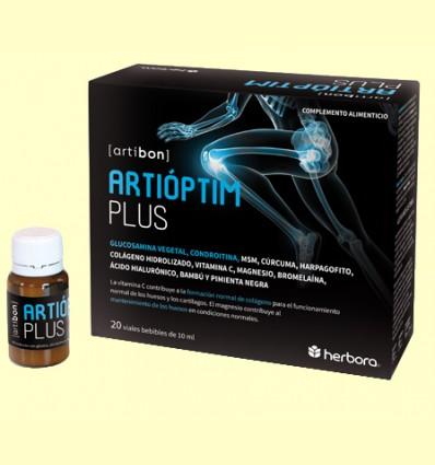 Artióptim Plus - Herbora - 20 viales