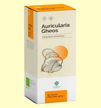 Auricularia - Gheos - 90 cápsulas