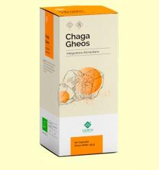 Chaga - Gheos - 60 cápsulas