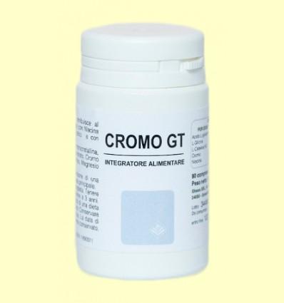 Cromo GT - Gheos - 90 comprimidos